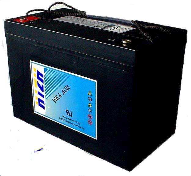 海志蓄电池主要参数的详细技术资料!