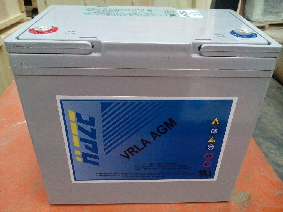 海志蓄电池与轨道交通行业共同成长!